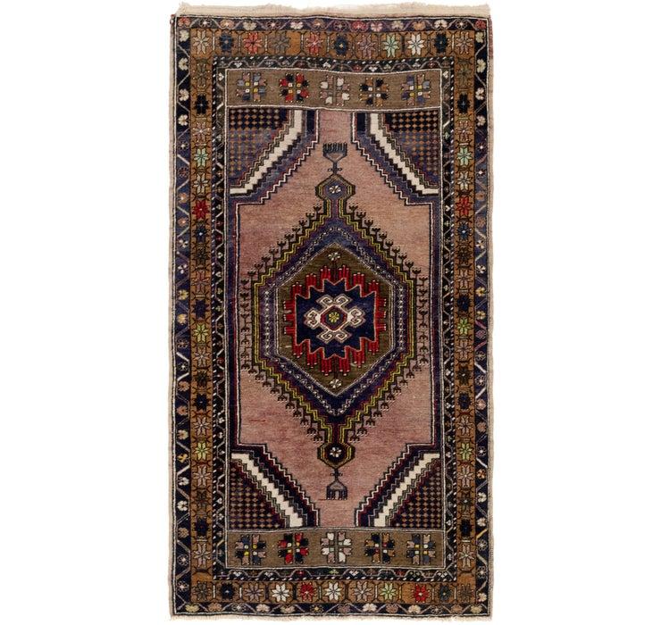 3' 3 x 6' 2 Anatolian Persian Rug