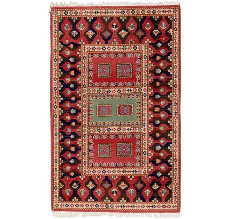 117cm x 193cm Anatolian Oriental Rug