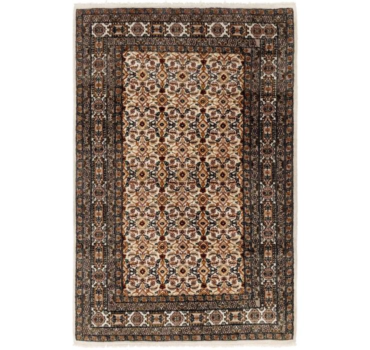 4' 4 x 6' 4 Kashmir Oriental Rug