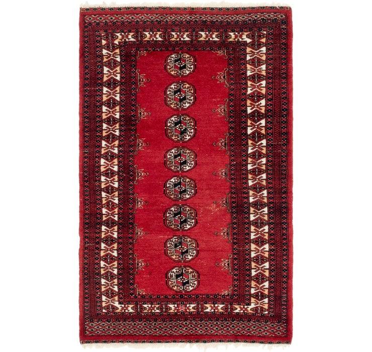 97cm x 157cm Bokhara Oriental Rug
