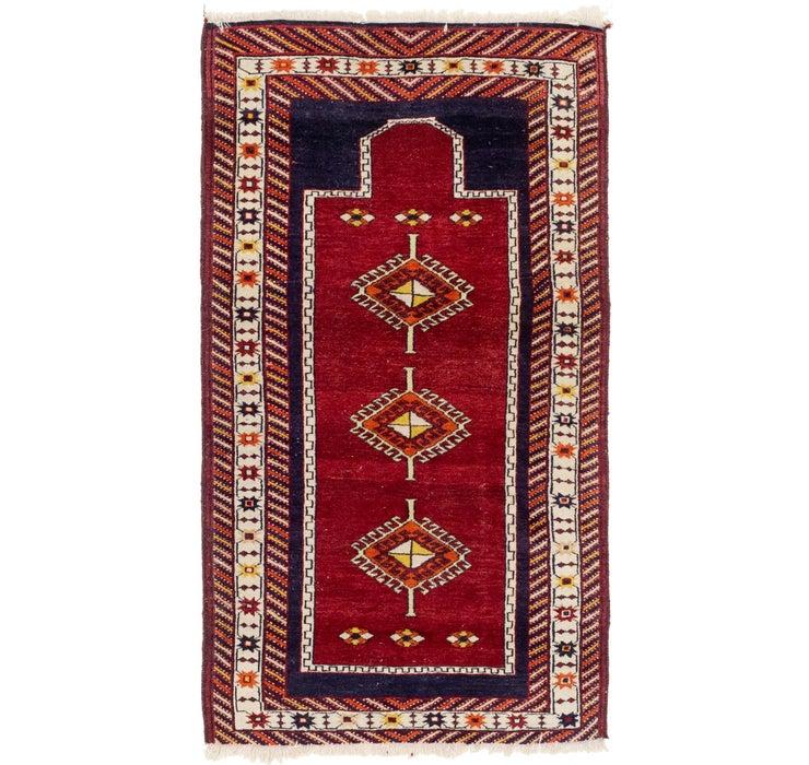 100cm x 193cm Anatolian Oriental Runn...