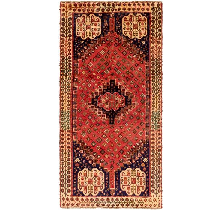 122cm x 250cm Ghashghaei Persian Runn...