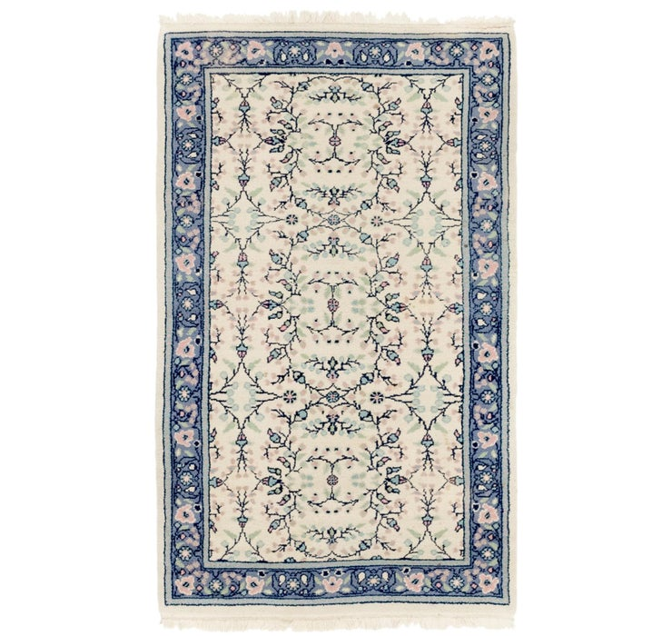 3' x 5' Sarough Rug