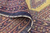 4' 3 x 6' 2 Bokhara Oriental Rug thumbnail
