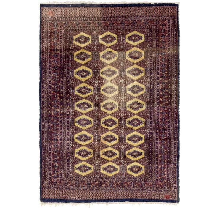 130cm x 188cm Bokhara Oriental Rug