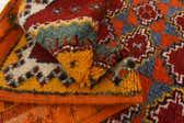 4' 9 x 10' 4 Moroccan Runner Rug thumbnail