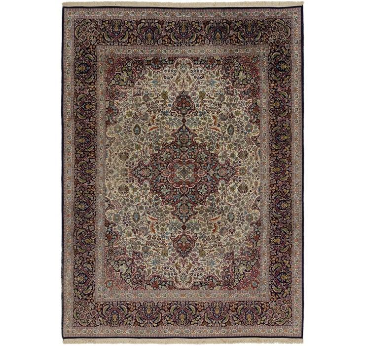 8' 10 x 12' 6 Kashmir Oriental Rug