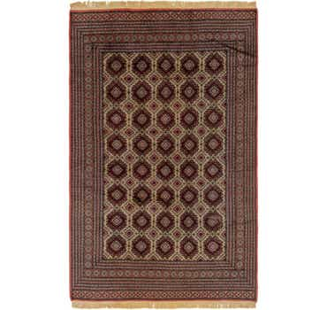 Image of  6' 3 x 9' 3 Bokhara Oriental Rug
