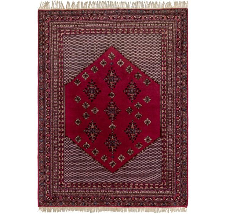 8' 2 x 11' Moroccan Rug