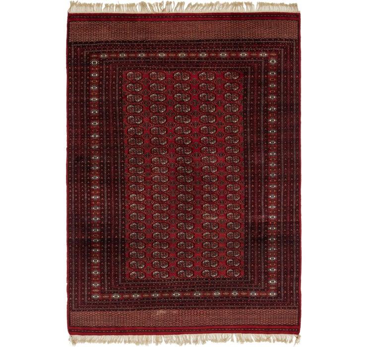 7' 2 x 10' 6 Bokhara Oriental Rug