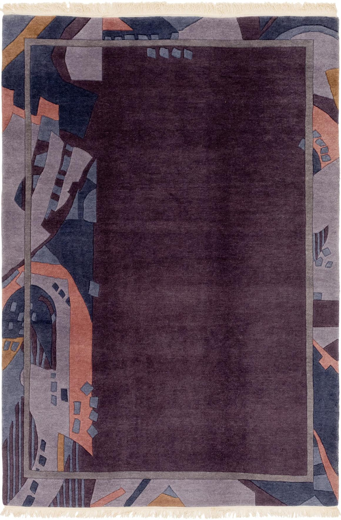 6' 7 x 9' 10 Nepal Rug main image