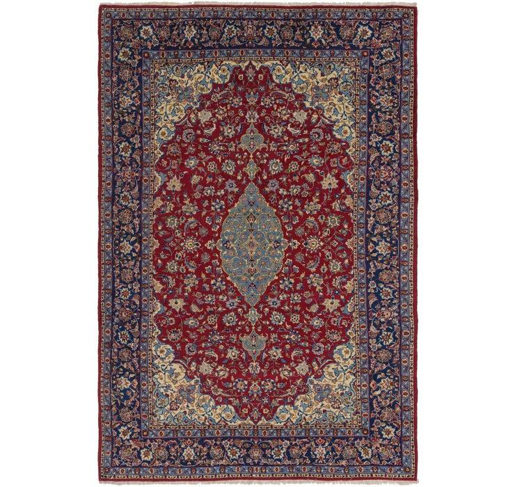 295cm x 447cm Isfahan Persian Rug