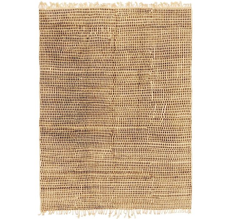 10' x 13' 6 Moroccan Rug