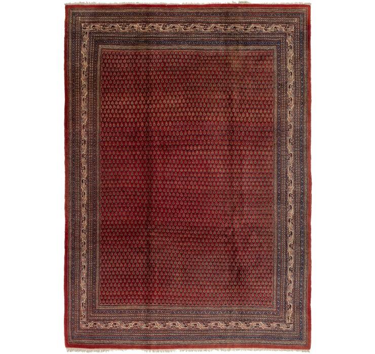 8' 6 x 12' Botemir Persian Rug