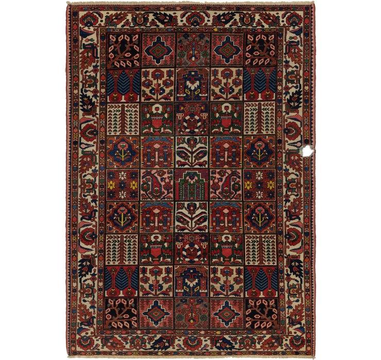 7' 2 x 10' 3 Bakhtiar Persian Rug