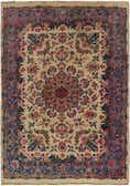 8' 9 x 11' 10 Kerman Persian Rug thumbnail
