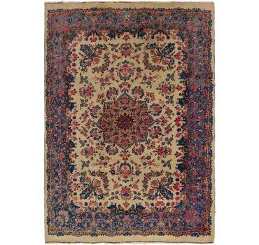 8' 9 x 11' 10 Kerman Persian Rug main image