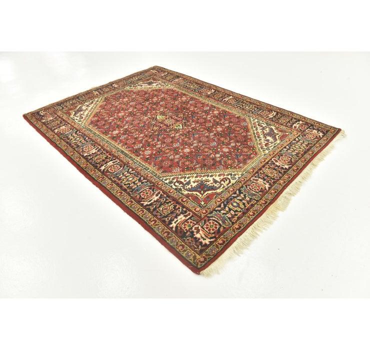 5' 10 x 7' 10 Heriz Persian Rug