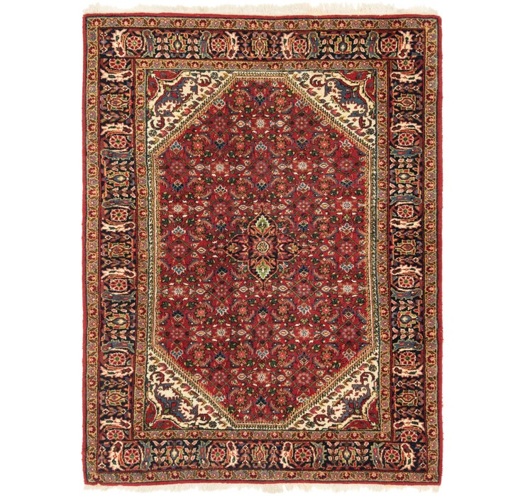 178cm x 240cm Heriz Persian Rug