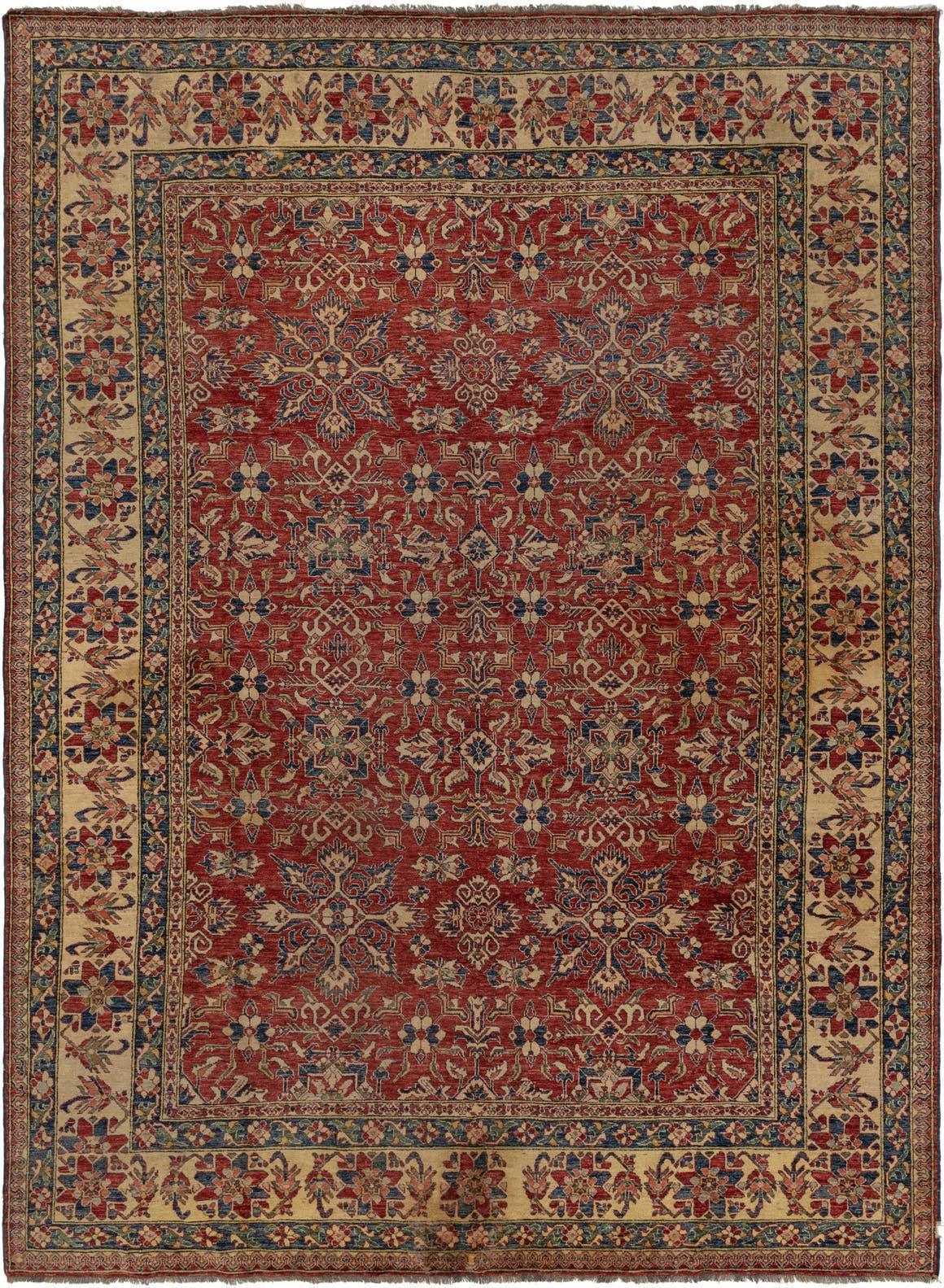 11' x 15' 6 Kazak Rug main image