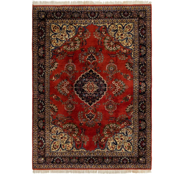 8' 2 x 11' 8 Sarough Rug