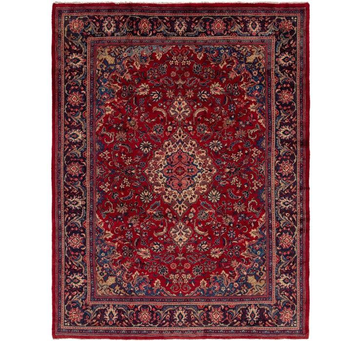 323cm x 427cm Meshkabad Persian Rug