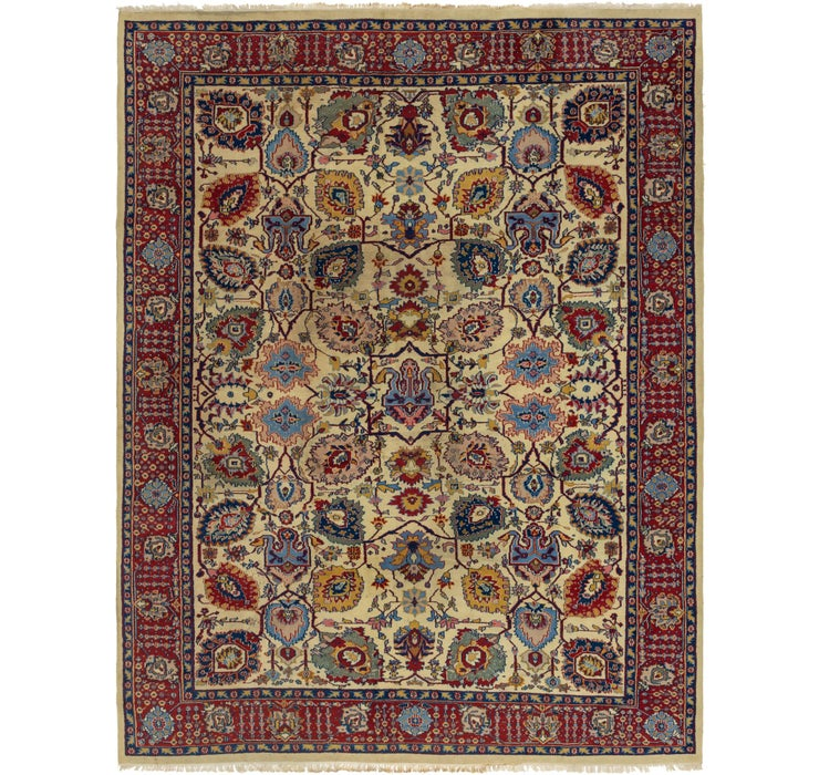 305cm x 395cm Sarough Rug