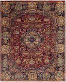 297cm x 365cm Kashmar Persian Rug thumbnail