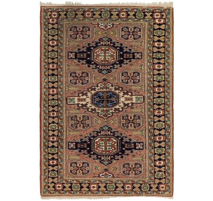 5' 7 x 8' 5 Ardabil Persian Rug