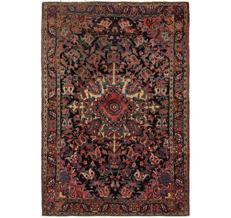 6' 10 x 9' 10 Bakhtiar Persian Rug