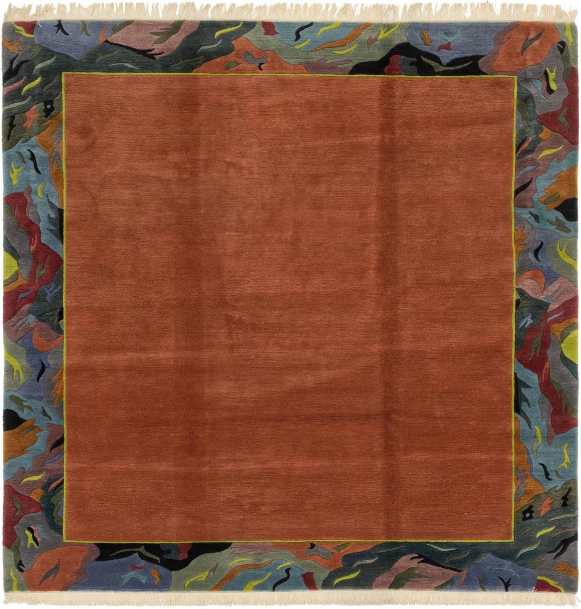 8' 4 x 8' 4 Nepal Square Rug main image