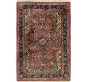 Image of 6' 7 x 10' Maymeh Oriental Rug