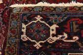 7' 9 x 10' 10 Heriz Persian Rug thumbnail