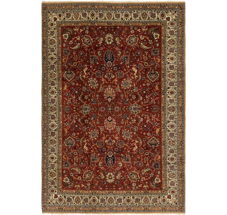 Image of 205cm x 305cm Hereke Oriental Rug
