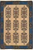 6' 10 x 10' 7 Antique Finish Rug thumbnail
