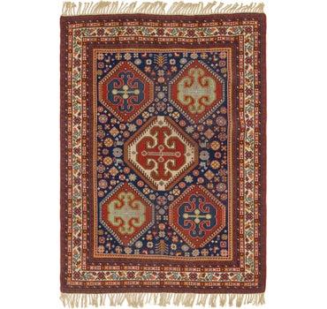 6' 6 x 9' Moroccan Rug main image