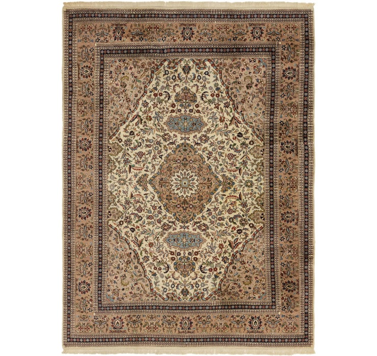 8' 5 x 11' 7 Sarough Rug