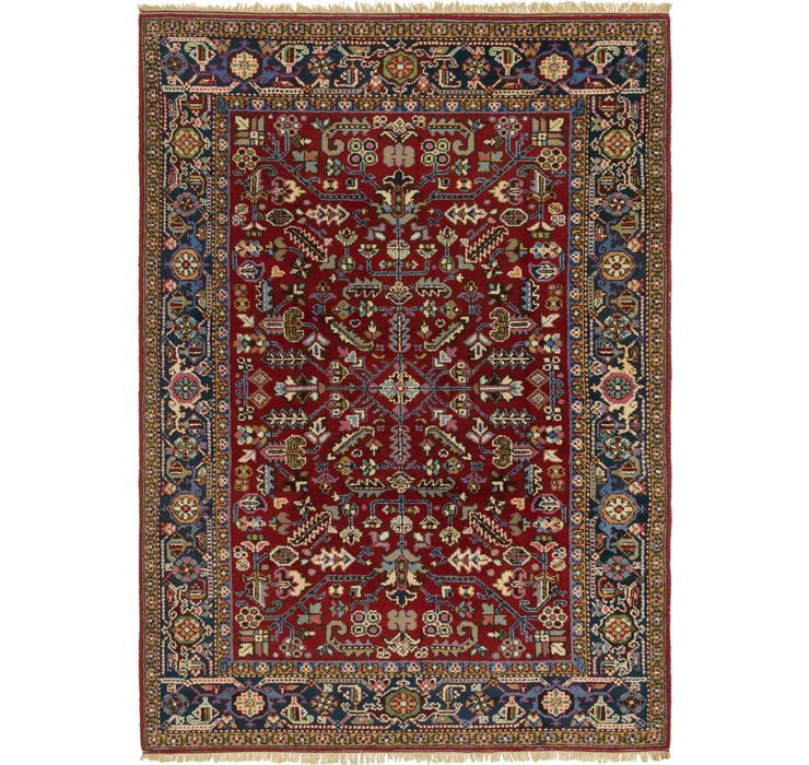 200cm x 282cm Heriz Persian Rug