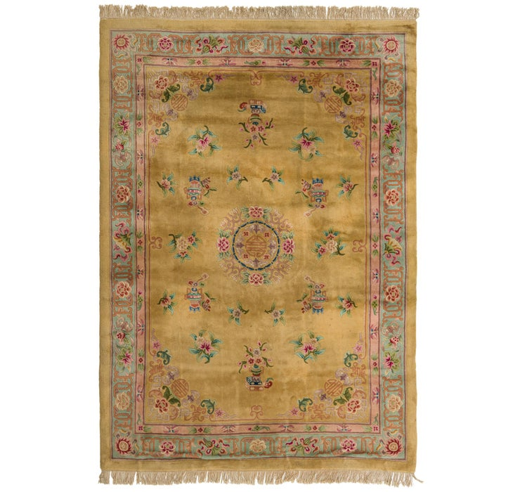 Image of 250cm x 355cm Carved Pekin Rug
