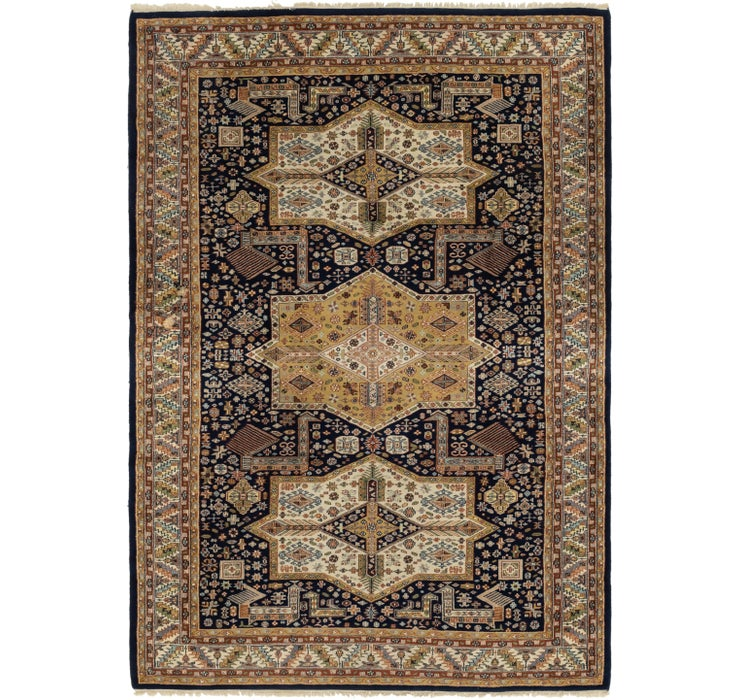 188cm x 275cm Jaipur Agra Oriental Rug