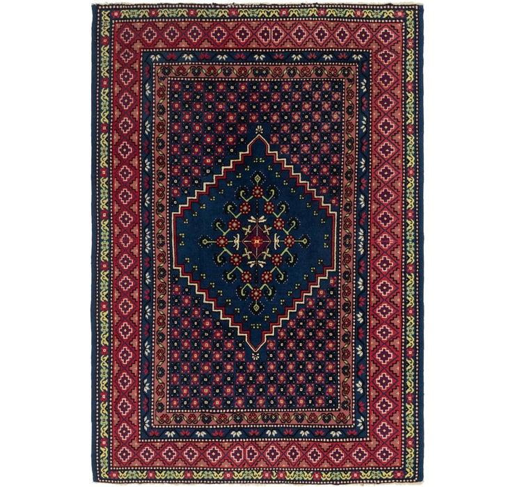 213cm x 315cm Moroccan Rug