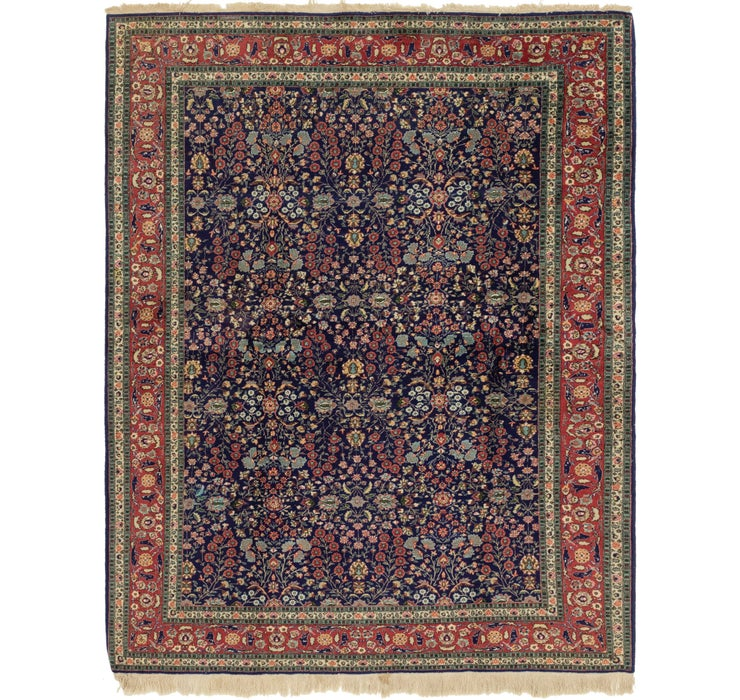 193cm x 250cm Hereke Oriental Rug