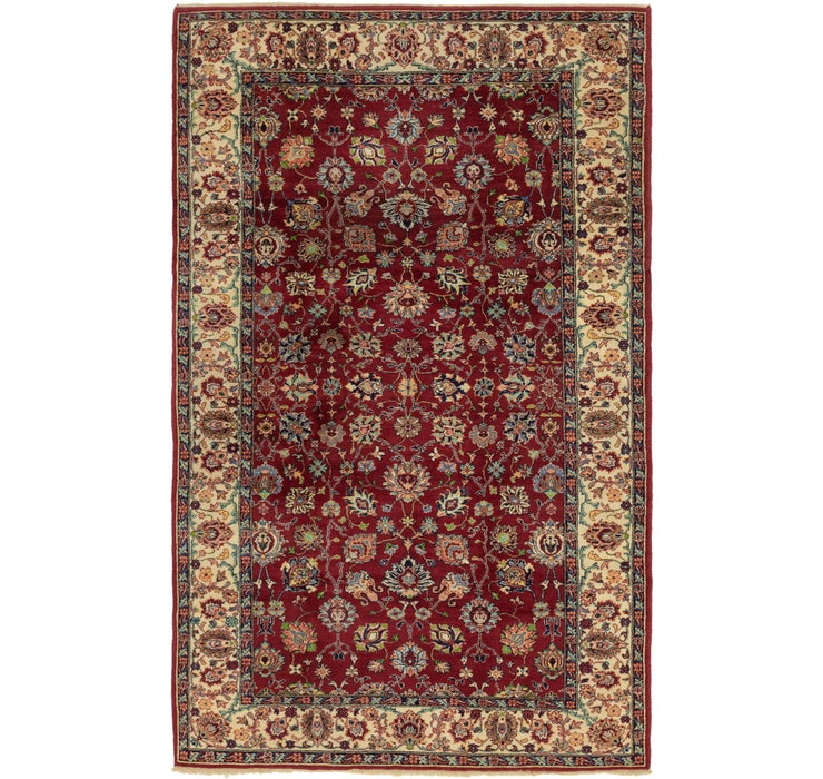 205cm x 343cm Sarough Rug