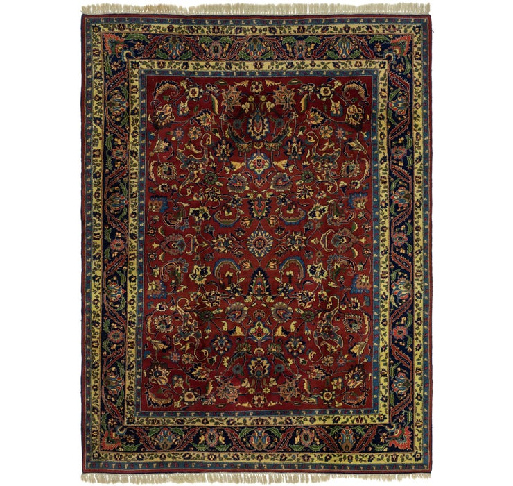 8' 7 x 11' 7 Sarough Rug