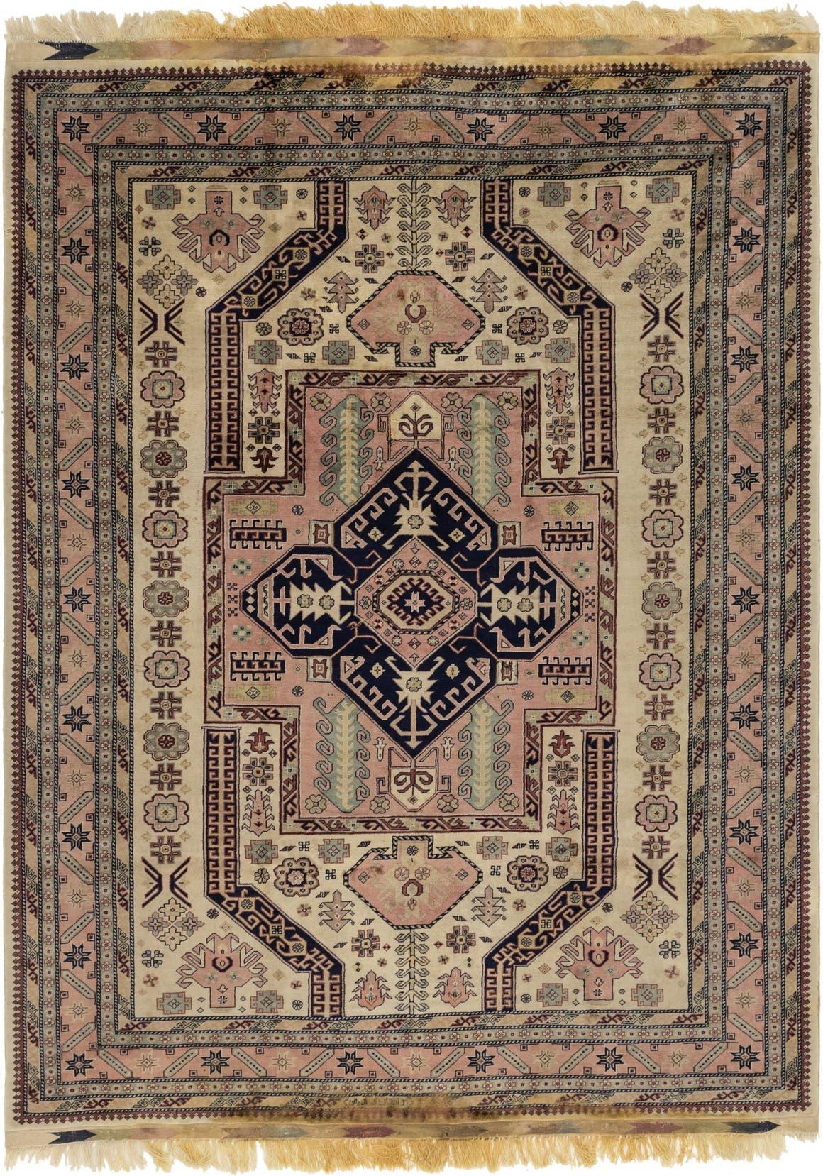 7' 2 x 10' 2 Kazak Rug main image