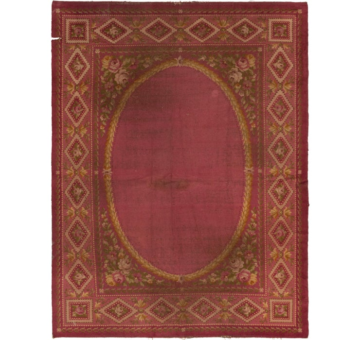297cm x 395cm Antique Finish Rug