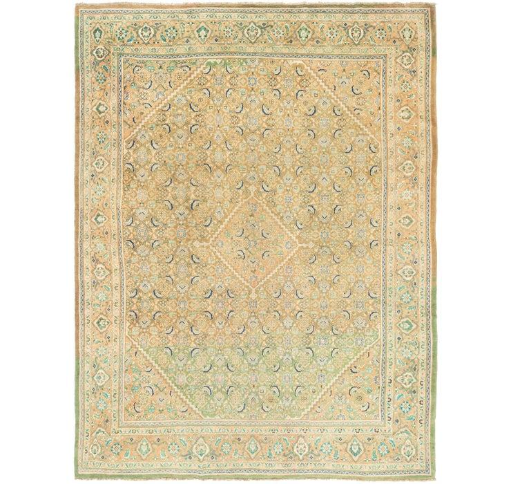 10' 4 x 13' 9 Farahan Persian Rug