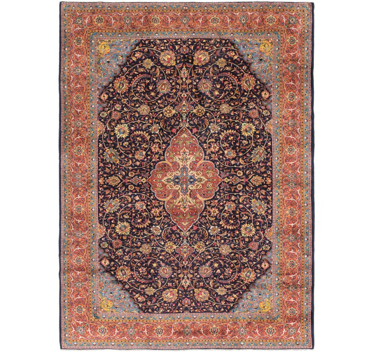297cm x 417cm Sarough Persian Rug