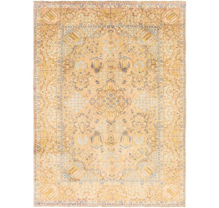 9' 4 x 12' 9 Isfahan Persian Rug
