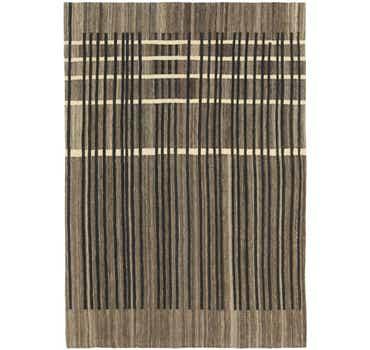 Image of 5' 6 x 8' Kilim Modern Rug